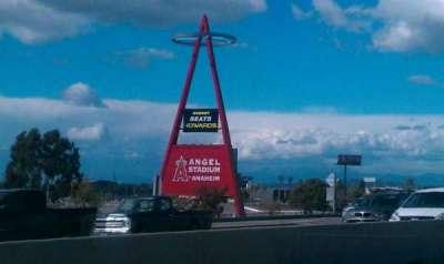 Angel Stadium secção Big A