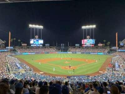Dodger Stadium secção 103LG