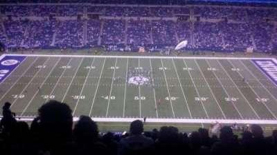 Lucas Oil Stadium secção 640