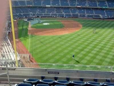 Yankee Stadium secção 306