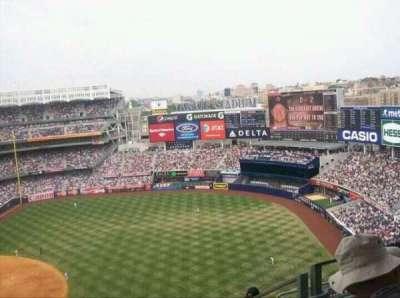 Yankee Stadium secção 413