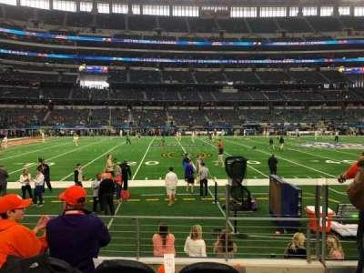 AT&T Stadium secção C113
