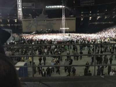 San Diego Stadium secção P24