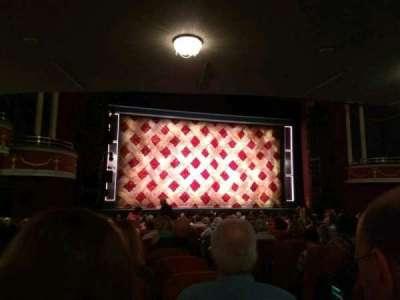 National Theatre (DC), secção: orch left, fila: t, lugar: 3