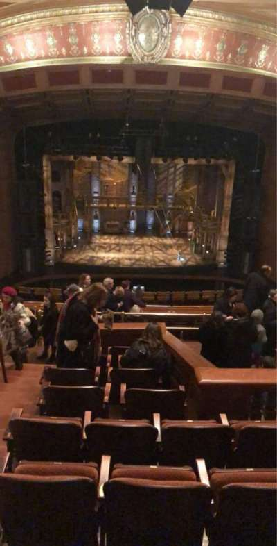 Benedum Center, secção: First Tier C, fila: J, lugar: 102