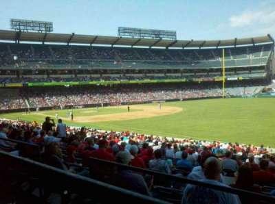 Angel Stadium secção T228