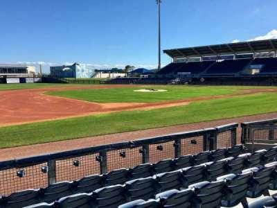 Charlotte Sports Park, secção: 114, fila: 6, lugar: 9