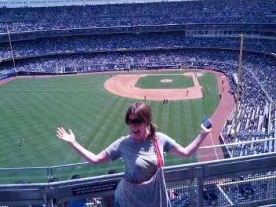 Yankee Stadium secção 434a