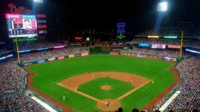 Citizens Bank Park secção 421