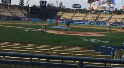 Dodger Stadium secção 3FD