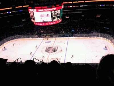 Staples Center secção 317