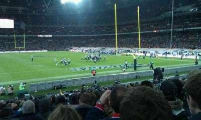 Wembley Stadium secção 135