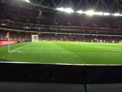 Emirates Stadium secção 20
