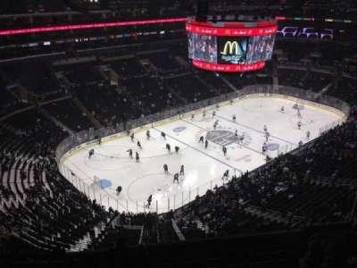 Staples Center secção 305
