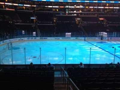 Staples Center secção 103