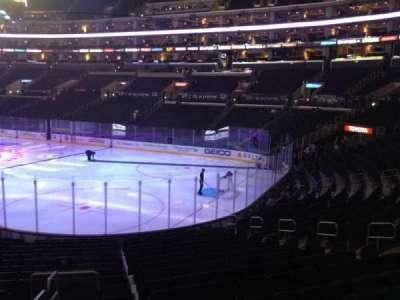 Staples Center secção 117
