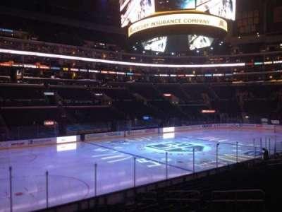 Staples Center secção 113