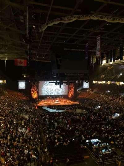 Scotiabank Arena secção 304