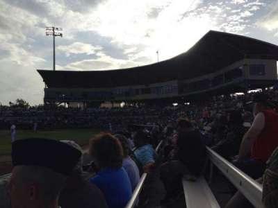 Nelson W. Wolff Municipal Stadium, secção: 115, fila: C, lugar: 26