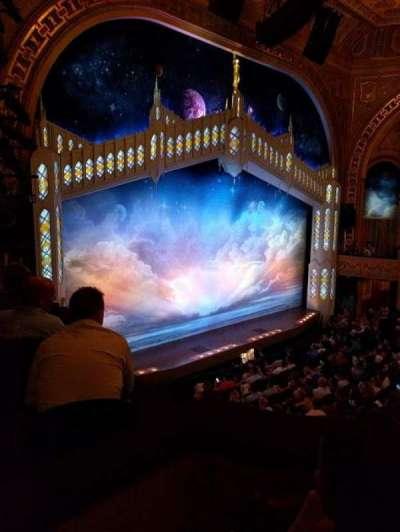 Eugene O'Neill Theatre, secção: MEZZL, fila: B, lugar: 27
