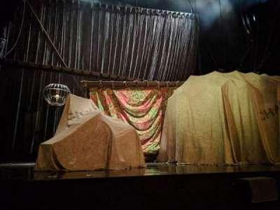 Majestic Theatre, secção: ORCHO, fila: AA, lugar: 1