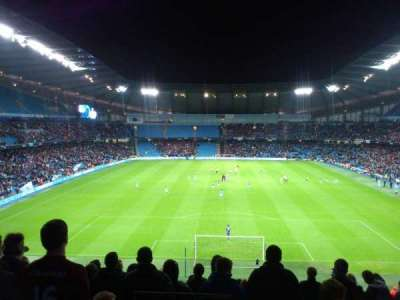 Etihad Stadium (Manchester) secção 237