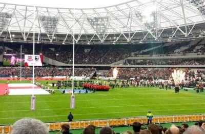 London Stadium secção 148