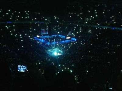 Manchester Arena secção 206
