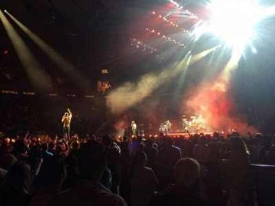 Madison Square Garden secção Floor C