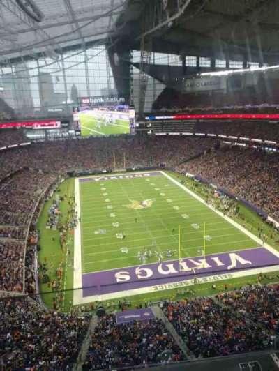 U.S. Bank Stadium secção 328