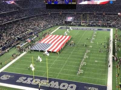 AT&T Stadium secção 425