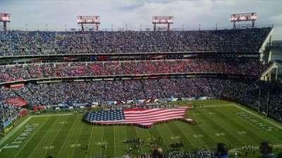 Nissan Stadium, secção: 336, fila: H, lugar: 8