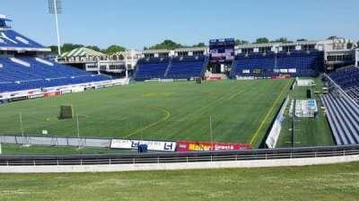 Navy-Marine Corps Memorial Stadium secção A