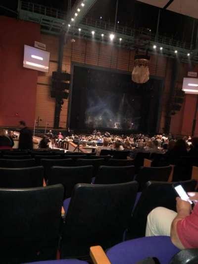 Toyota Oakdale Theatre secção 207