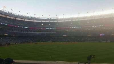 Yankee Stadium secção 104