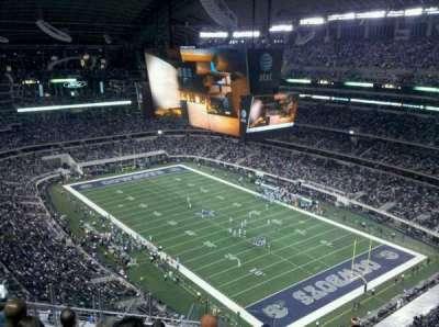AT&T Stadium secção 401