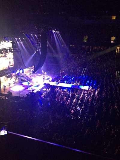 Spokane Arena secção 215