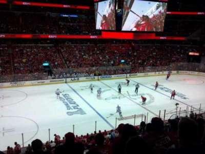 Capital One Arena, secção: 213