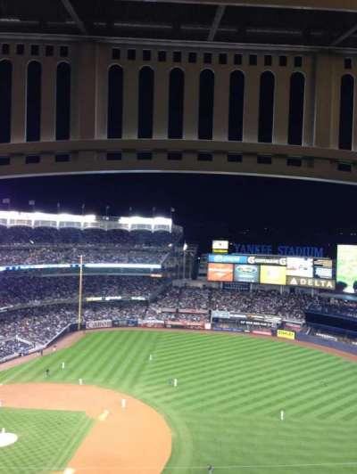 Yankee Stadium secção 414