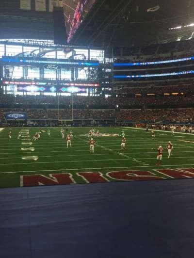 AT&T Stadium secção 125
