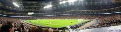 Wembley Stadium, secção: 139, fila: 22, lugar: 141