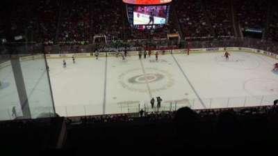 PNC Arena, secção: 324, fila: C, lugar: 24