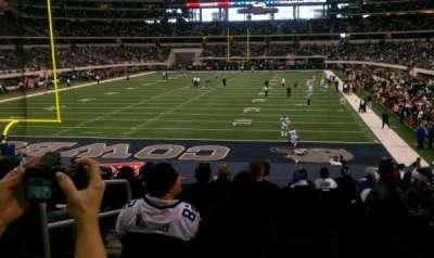 AT&T Stadium secção 121