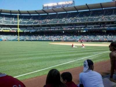 Angel Stadium secção F106