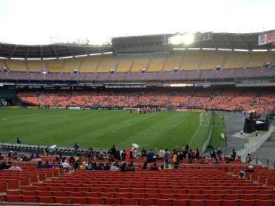 RFK Stadium, secção: 328, fila: 6, lugar: 14