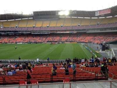 RFK Stadium, secção: 329, fila: 6, lugar: 9