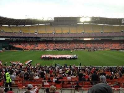 RFK Stadium, secção: 333, fila: 8, lugar: 8