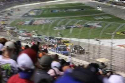 Texas Motor Speedway, secção: 130, fila: 29, lugar: 9