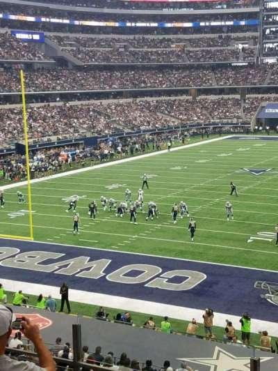 AT&T Stadium secção 219
