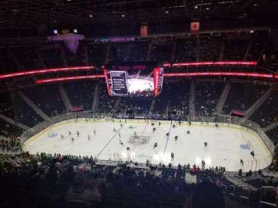 T-Mobile Arena secção 224